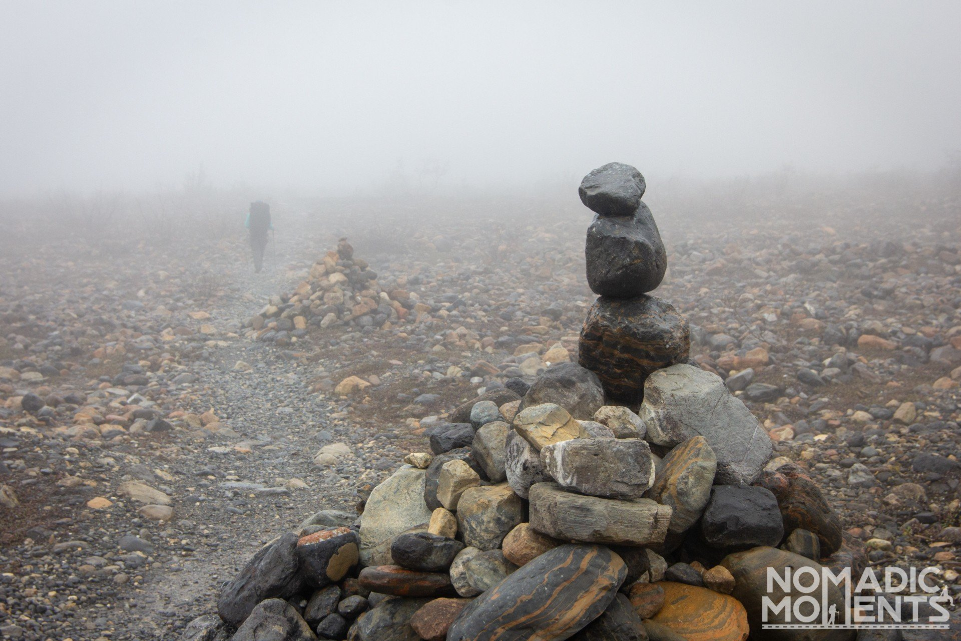 Cairns of the Fog