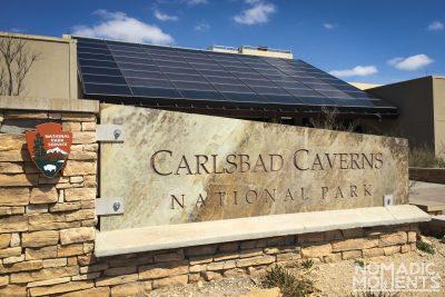 Carlsbad Caverns Visitor Center