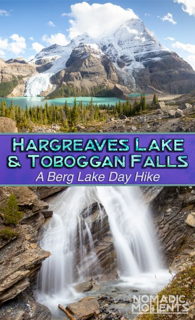 Hargreaves Lake & Toboggan Falls Loop