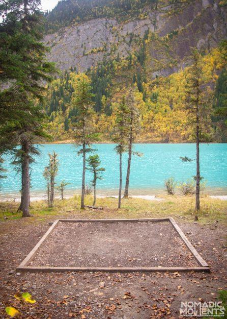 Kinney Lake Campsite