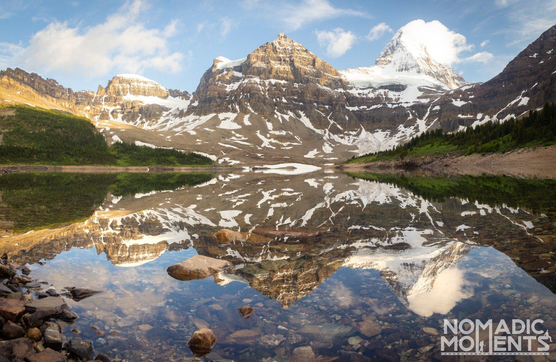 Magog Lake Assiniboine