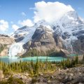 Mount Robson Landscape