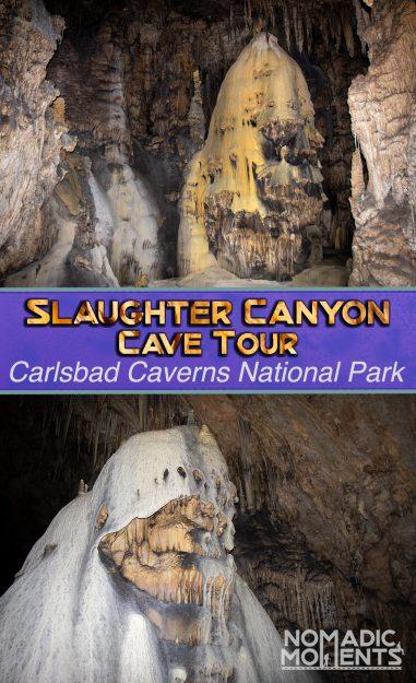 Visiting Slaughter Canyon Cave
