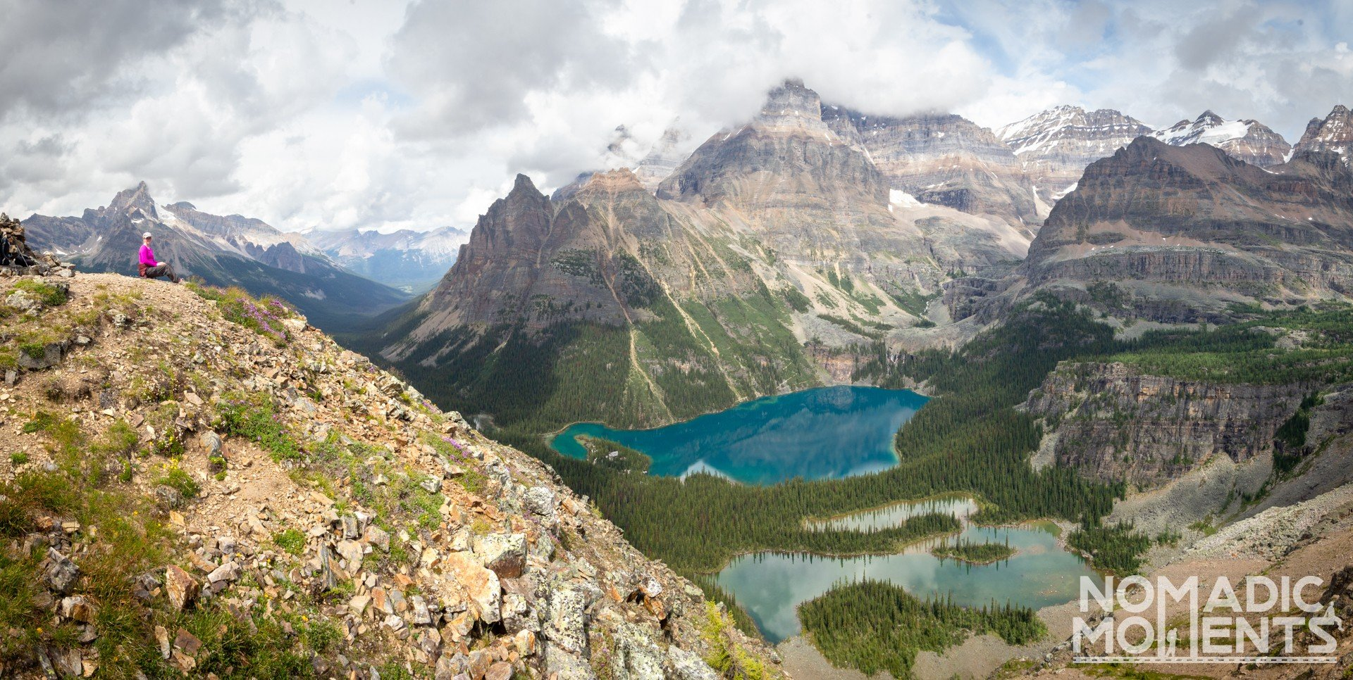Lake O'Hara's All Soul's Prospect