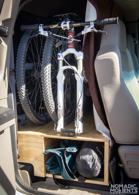 Thru-Axle Bike Mount