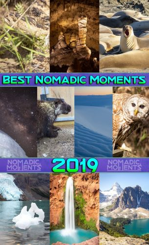 Memorable Nomadic Moments