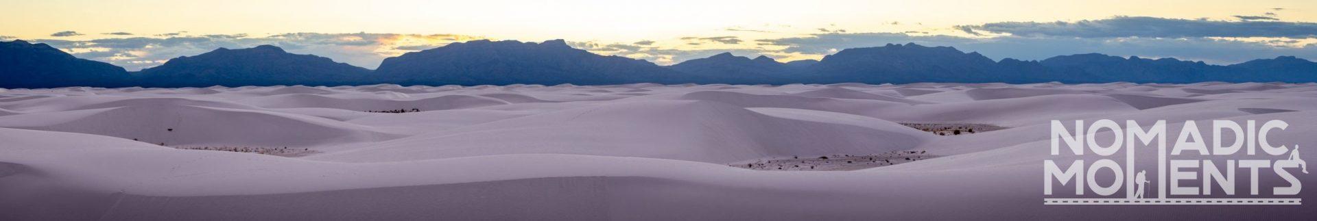 Massive White Sands