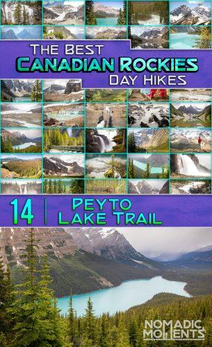Peyto Lake Trail