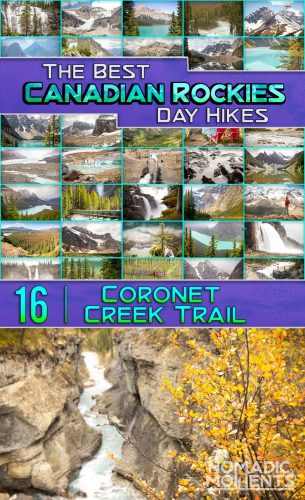 16 - Coronet Creek Trail