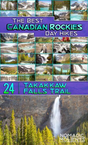 Takakkaw Falls Trail