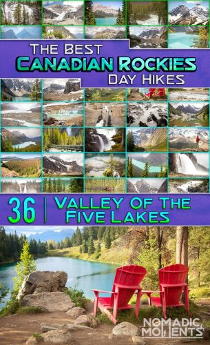 Valley of the Five Lakes Trail