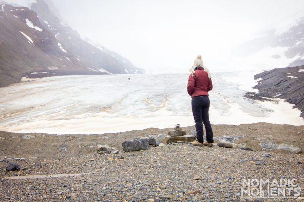 Athabasca Glacier Trail