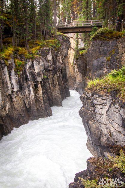 Athabasca River Sunwapta Flow