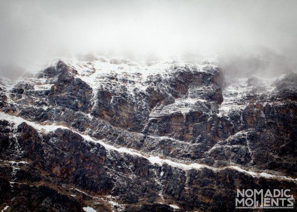 Cavell Cliffs