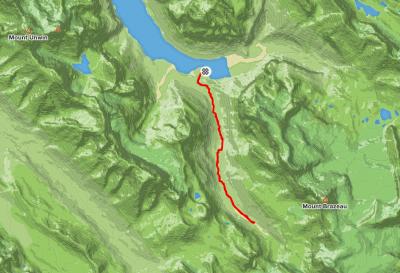 Coronet Creek Trail