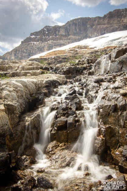 Iceline Loop creek