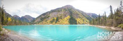 Kinney Lake Panoramic
