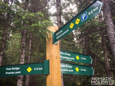 Distances Sign