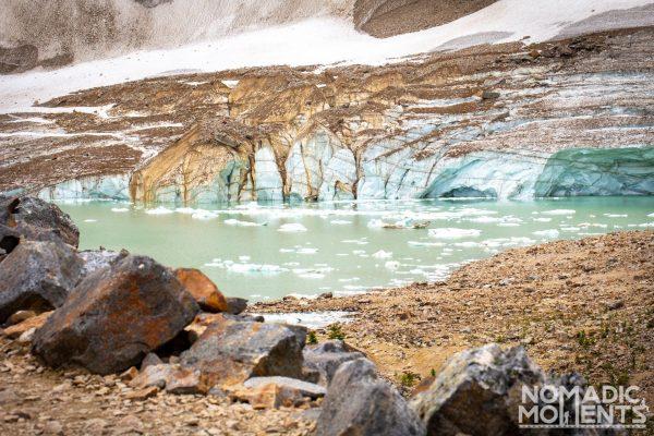 Path of the Glacier View