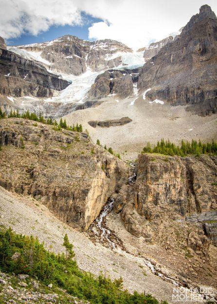 Stanley Glacier Terrain
