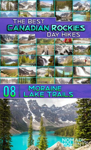 Moraine Lake Trails