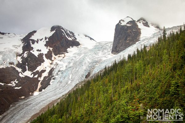 Bugaboo Glacier Overlook