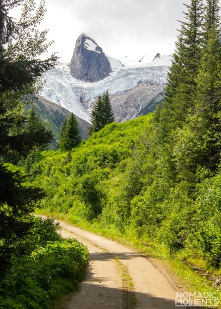 Bugaboo Provincial Park Road