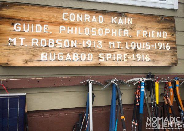 Conrad Kain Hut