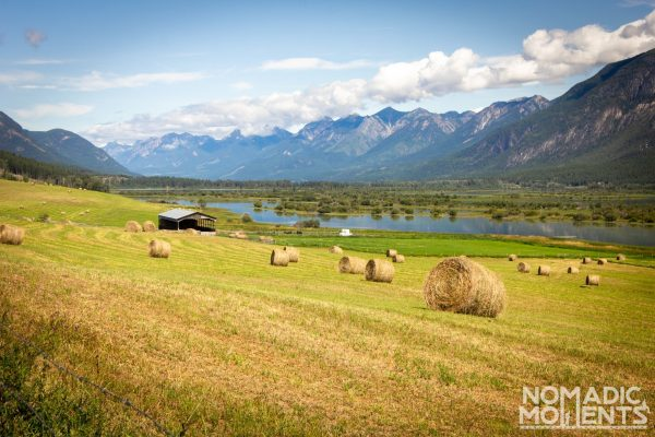 Farming the Columbia River