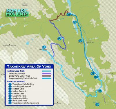 Iceline Loop Trail