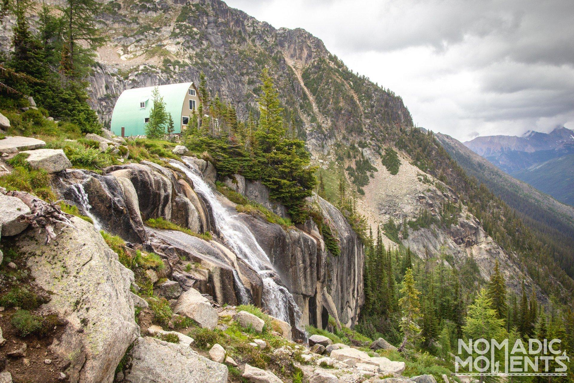 Kain Hut Waterfall