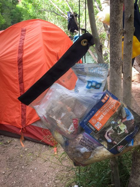 RatSack - The best backpacking food storage