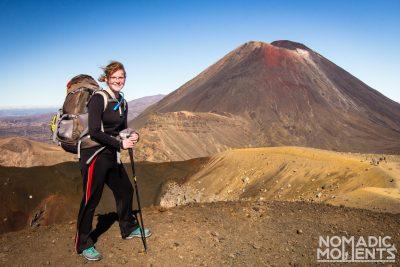 Tongariro North Face