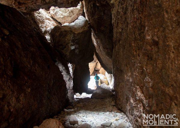 Balcony Cave - Hiking Pinnacles National Park