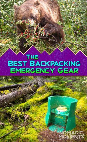 Best Backpacking Emergency Gear
