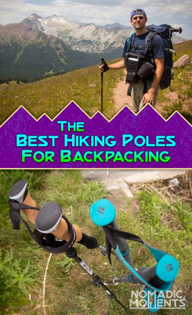 Best Hiking Poles for Backpacking