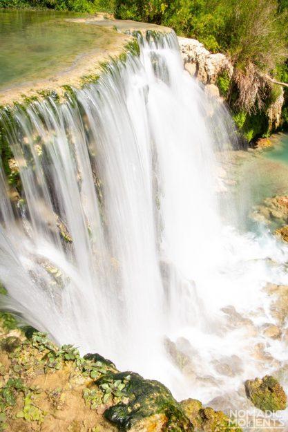 Havasu Rock Falls