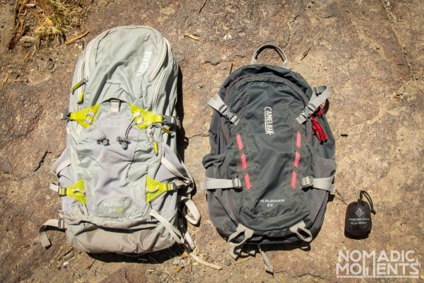 Hiking and Backpacking Day Packs