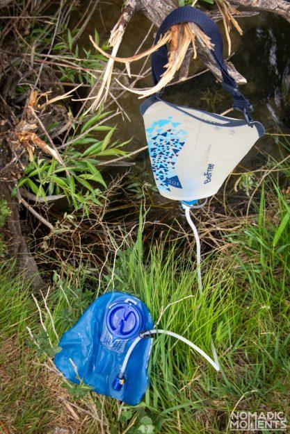 Best Backpacking Water Filter: Katadyn Gravity Filter