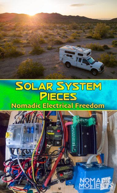Solar System Pieces
