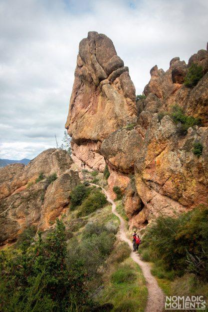 Hiking Pinnacles National Park