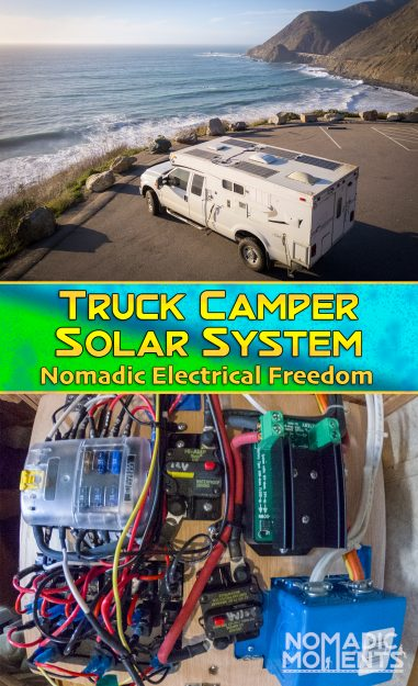 Truck Camper Solar System