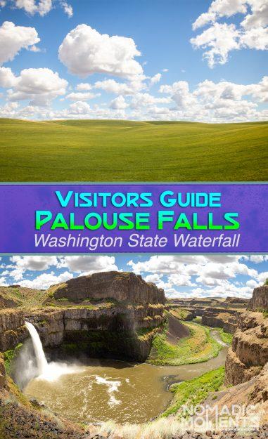 Visiting Palouse Falls