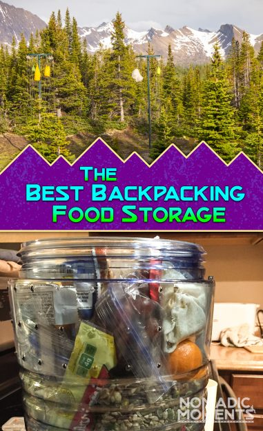 Best Backpacking Food Storage