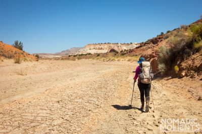 Backpackin Paria Canyon