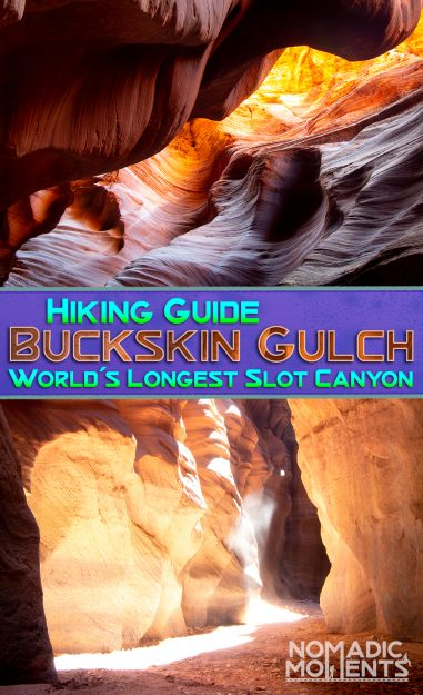 Hiking Buckskin Gulch Guide