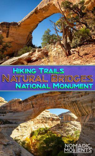 Hiking Natural Bridges