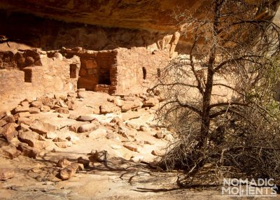 Horsecollar Ruins- North