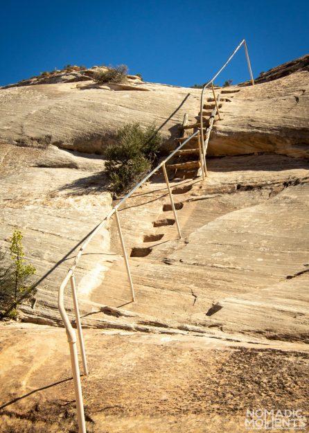 Natural Bridges National Monument Path