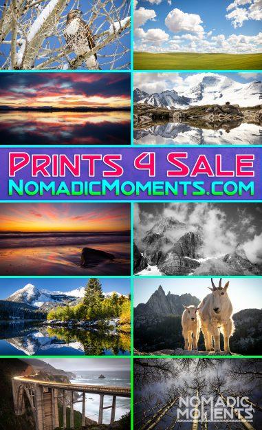 Nomadic Moments Prints 4 Sale